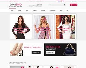 Fina kläder på nätet
