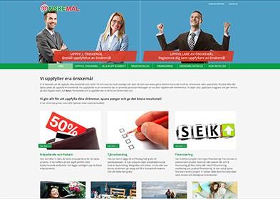 Unika Tjänster & Social Buying
